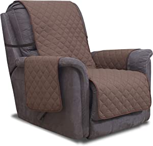 """Furniture Fresh Waterproof Recliner Armchair Protector 