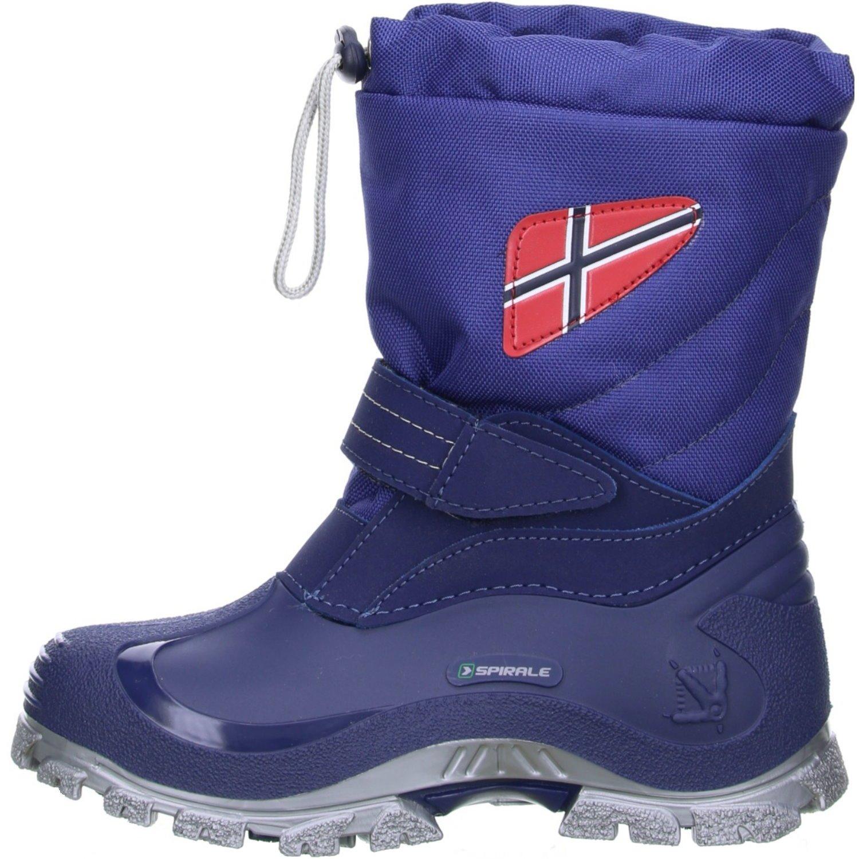 Spirale Kinder Winterstiefel Snowboots 100% Cadmium Nickel