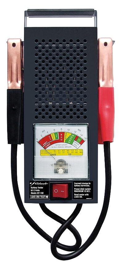 Amazon schumacher bt 100 100 amp battery load tester automotive schumacher bt 100 100 amp battery load tester keyboard keysfo Images