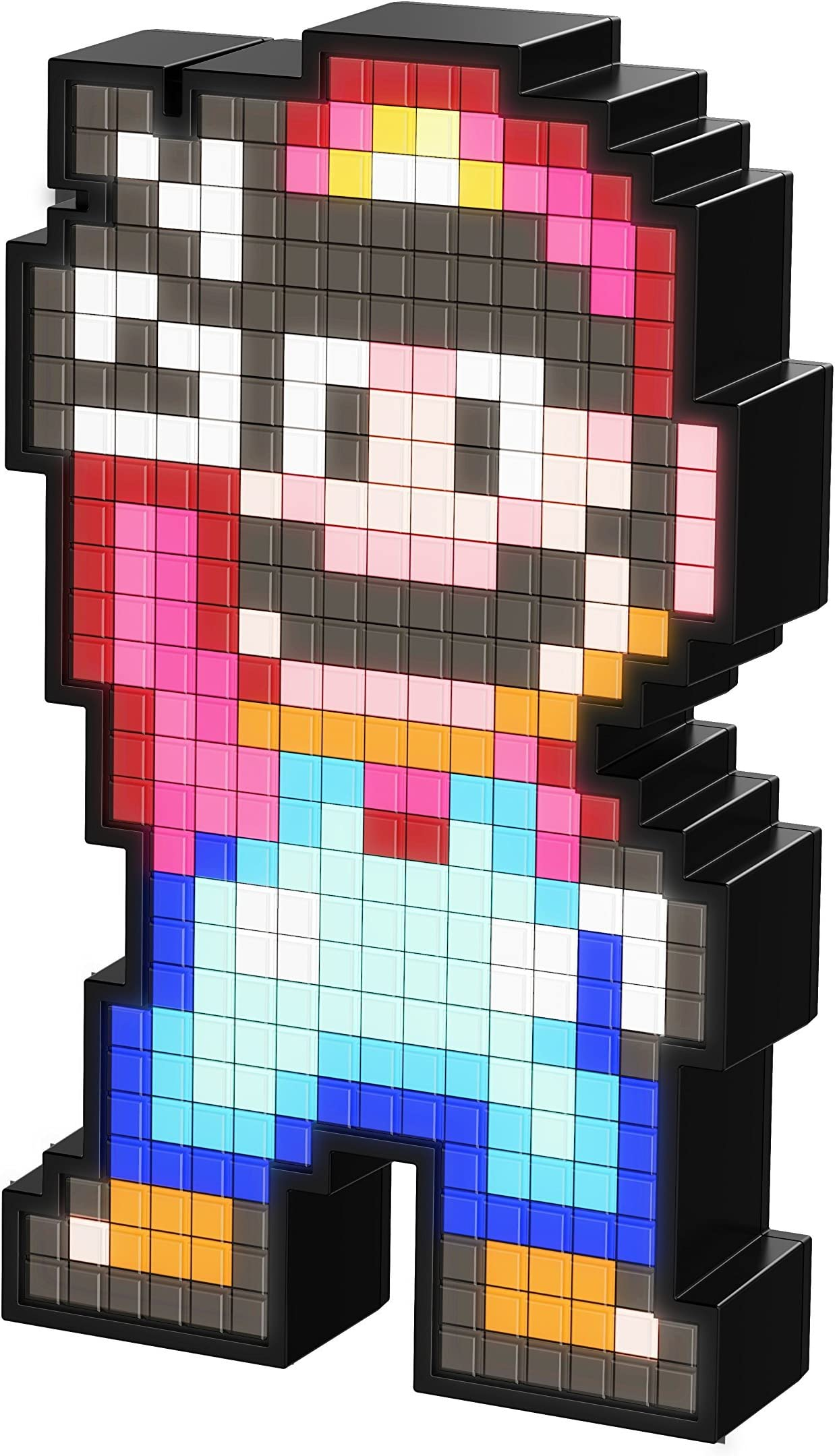 Pdp Pixel Pals Nintendo Super Mario World Mario Collectible Lighted Figure 878 041 Na Smwm