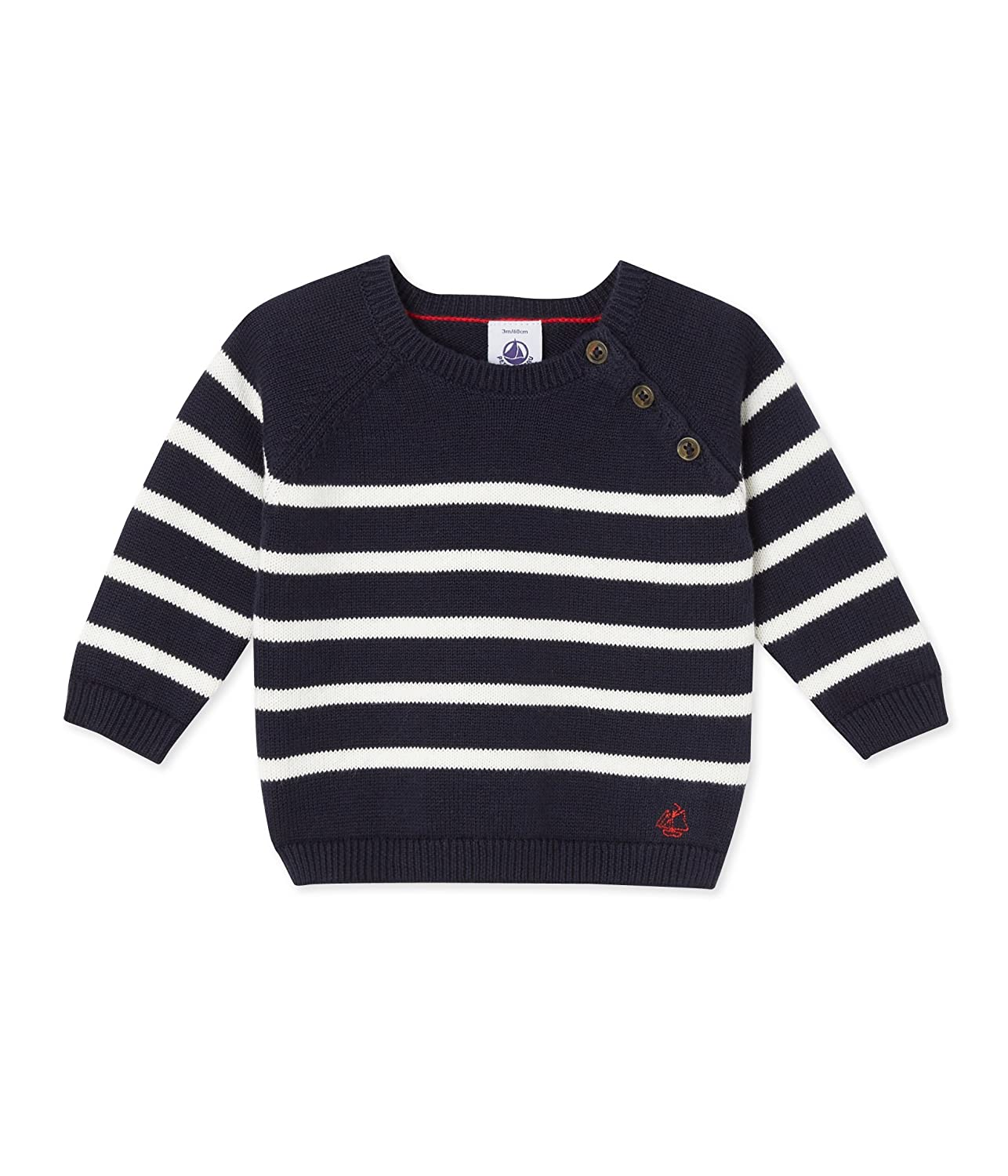 Petit Bateau Baby - Jungen Pullover Pull