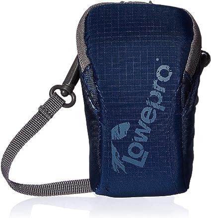 Negro//Naranja Bolso//mensajero bolsa caso para Cámara Panasonic Lumix G DMC-GX80