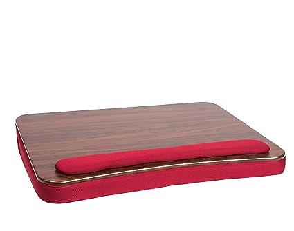 5e5de3da78dd Sofia + Sam All-Purpose Lap Desk (Burgundy) - Supports Laptops Up to 17  Inches