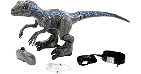 Jurassic World Alpha Training Blue Remote Control Velociraptor only $69.97