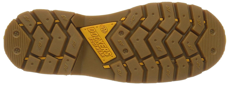Dockers Dockers Dockers by Gerli Herren 23da104-300 Combat Stiefel d37872