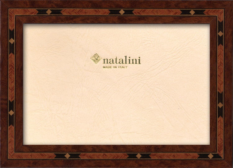 Natalini E3 \\ 20 10 x 15 Bilderrahmen, Holz/Glas braun, Holz, braun ...