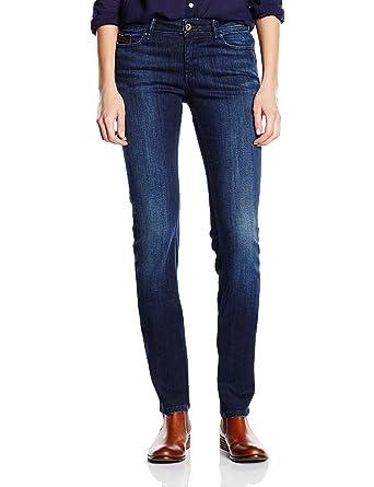 e87b420cc7e302 Tommy Jeans Damen Mid Rise Sandy Straight Leg Jeans: Amazon.de: Bekleidung