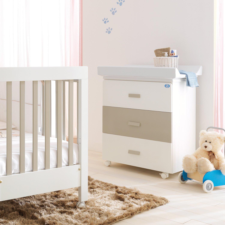 Pali Bade Wickelkombination Wickeltisch Mit Baby Badewanne Zoom