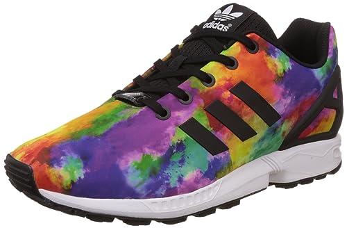 scarpe adidas zx flux multicolor