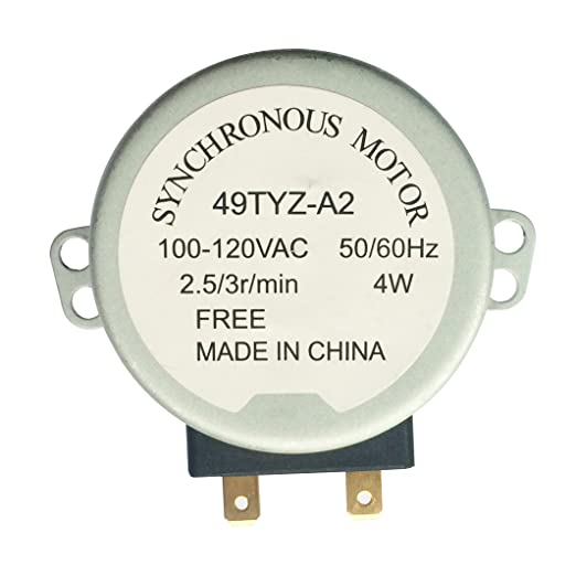 LONYE RMOTDA252WRZZ - Motor giratorio de microondas para Sharp ...