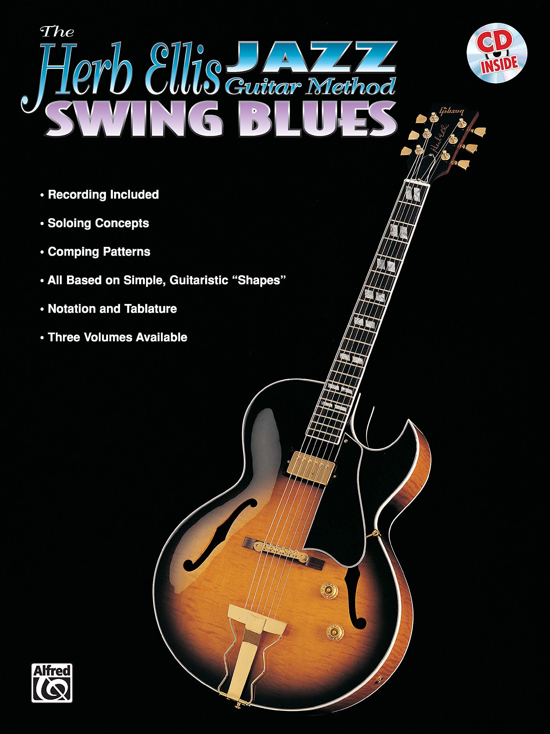Jazz Guitar Method: Swing Blues: Amazon.es: Ellis, Herb: Libros en ...