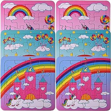Clementoni Supercolor/ /Unicorno Brilliant/ /104/Piezas Puzzle Multicolour 27109
