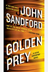 Golden Prey (A Prey Novel Book 27) Kindle Edition