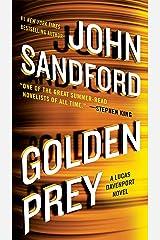 Golden Prey (A Prey Novel Book 27) Kindle Edition