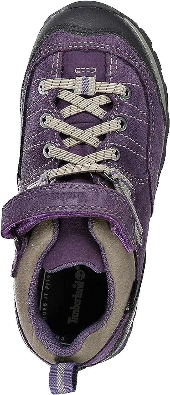 Timberland CA1LQV, Chaussures à Lacets Mixte Enfant Violet