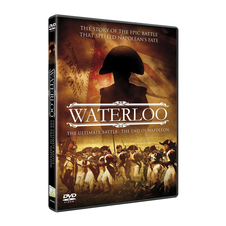 Waterloo The Ultimate Battle DVD Amazon DVD & Blu ray