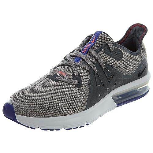 pretty nice c70de 2c56e Nike Air MAX Sequent 3 (GS), Zapatillas de Running para Niños: Amazon.es:  Zapatos y complementos