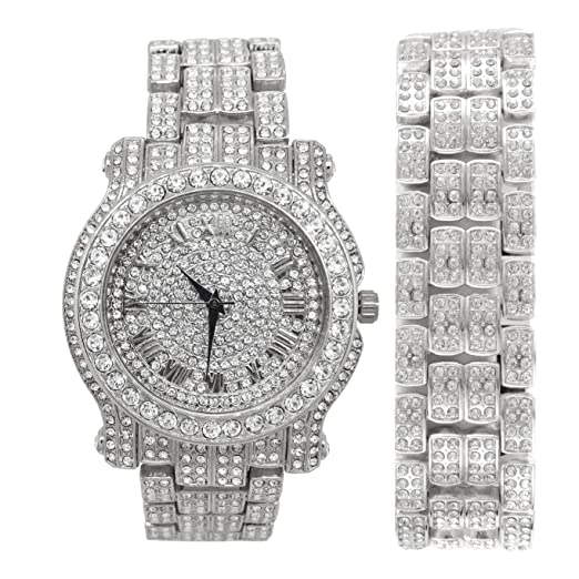 Review Bling-ed Out Rappers Watch