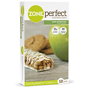 ZonePerfect Apple Gingersnap 1.58 oz