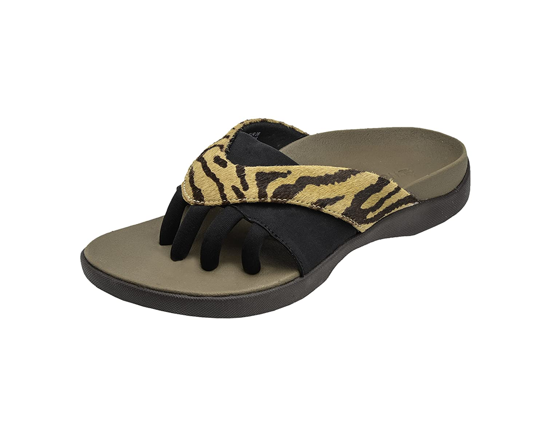 Wellrox Women's Evo-Grasp Casual Sandal B00DL9Q3W6 11 B(M) US|Tiger