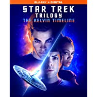 Deals on Star Trek Trilogy: The Kelvin Timeline Blu-ray + Digital