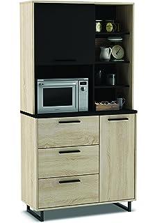 Miniküche im schrank  moderner Küchenschrank #8540 weiß grau Miniküche Küchenzeile ...