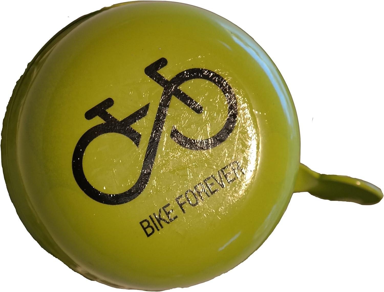 Bollinger RTDB1 Timbre para Bicicleta, Verde, Talla Única: Amazon ...