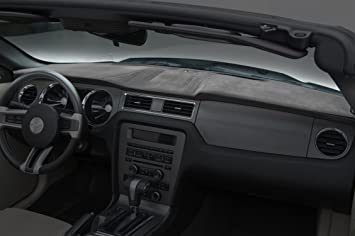 Velour Coverking Custom Fit Dashboard Cover for Select Chevrolet Silverado Models Break-Up Infinity