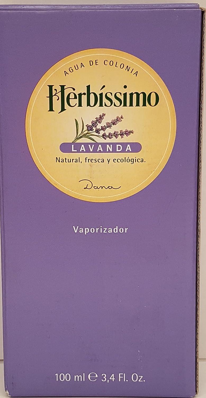HERBISSIMO LAVANDA 100 ML. VAPO DANA