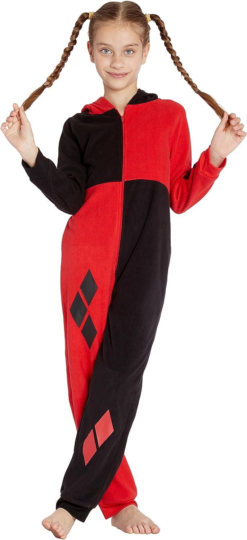 Amazon.com: Disfraz de Harley Quinn de DC Comics, traje de ...