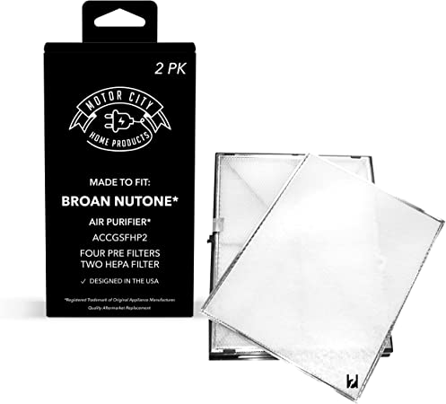 Broan Nutone gsfh1 K accgsfhp2 Compatible Aftermarket purificador ...