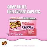 Pepto-Bismol Max 5 Symptom Relief Including Upset