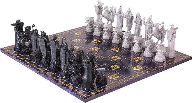 Juego de ajedrez Harry Potter Deluxe Edition: Amazon.es: Juguetes y juegos