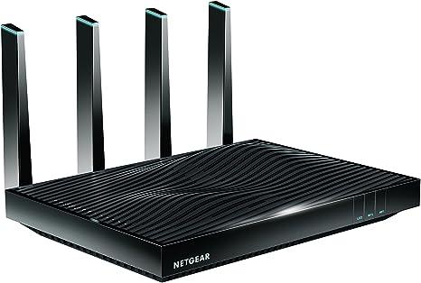 Amazon.com: Router WiFi inteligente AC1750 Netgear, doble ...