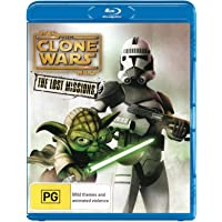 Star Wars The Clone Wars: The Lost Missions (Blu-ray)