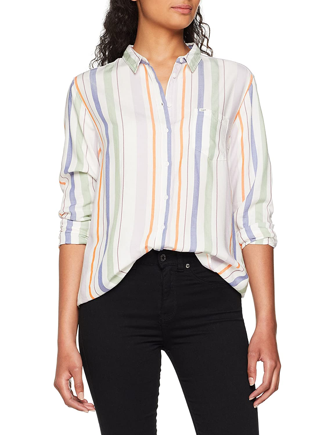Lee Ultimate Shirt Camicia Donna