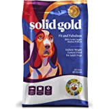 Solid Gold Weight Control Dog Food; Fit & Fabulous Grain-Free Chicken or Potato Free Alaskan Pollock
