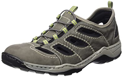 Men Slipper grey (CEMENT/CEN) 08065-40