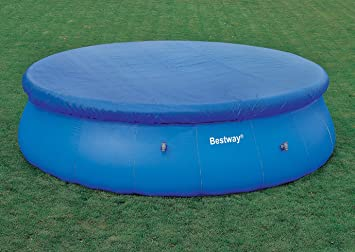 Cubierta piscina hinchable