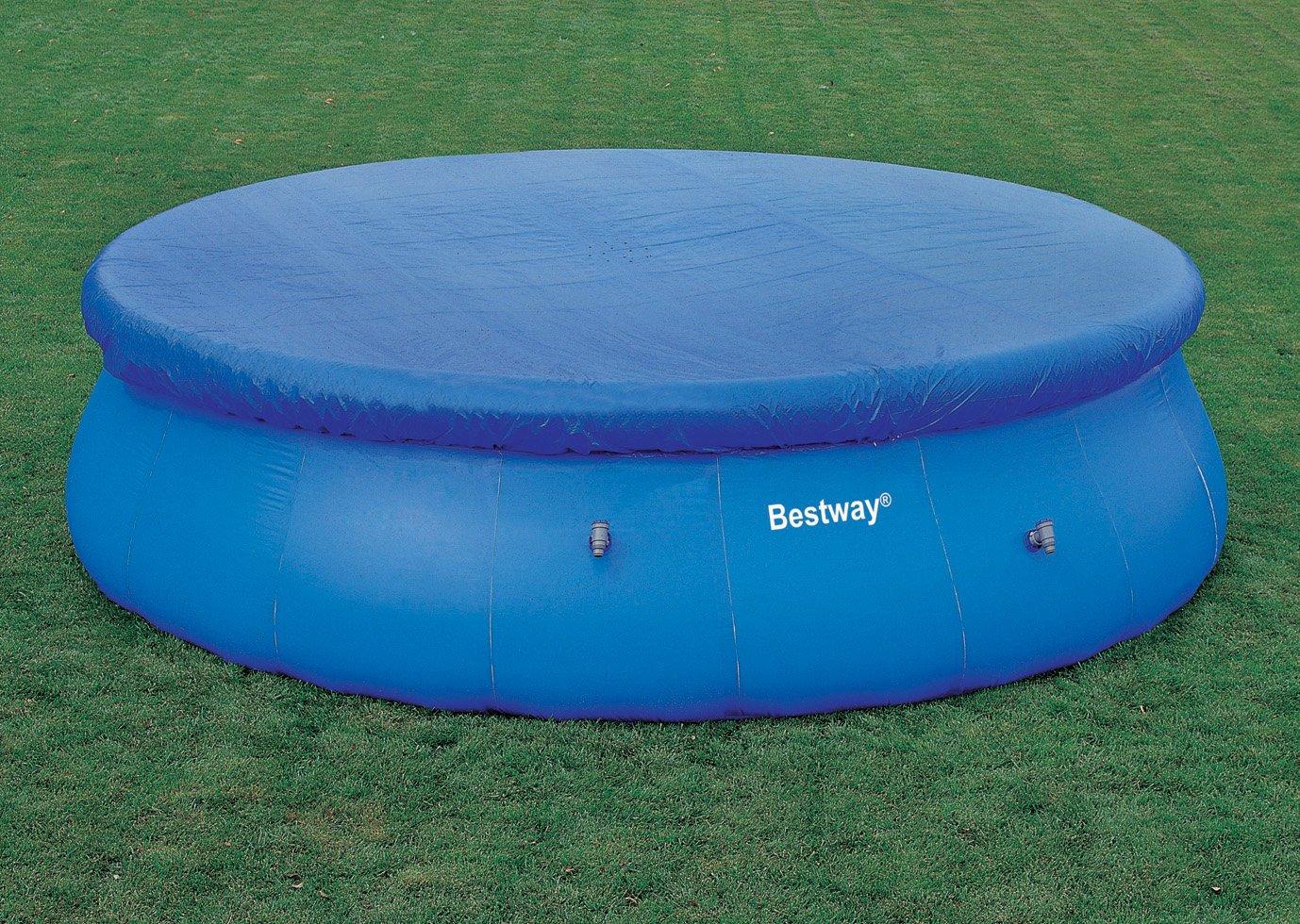 Bestway - Cubierta para piscina hinchable 305 cm, multicolor ...