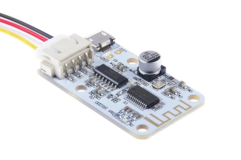 Knacro 3w Wireless Bluetooth 40 Audio Receiver 12wamplifiercircuitusing741opamp Steady Digital Amplifier Board Home Theater