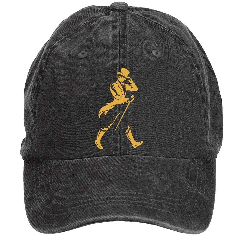 Fashion Home/_UK Unisex Johnnie Walker Adjustable Baseball Hat Color3