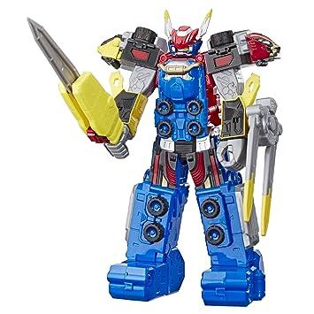 Hasbro Power Rangers Beast Morphers Beast-X Megazord 10 ...