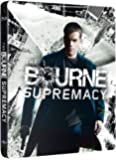 Bourne Supremacy (Steelbook Blu-Ray) [Italia] [Blu-ray]