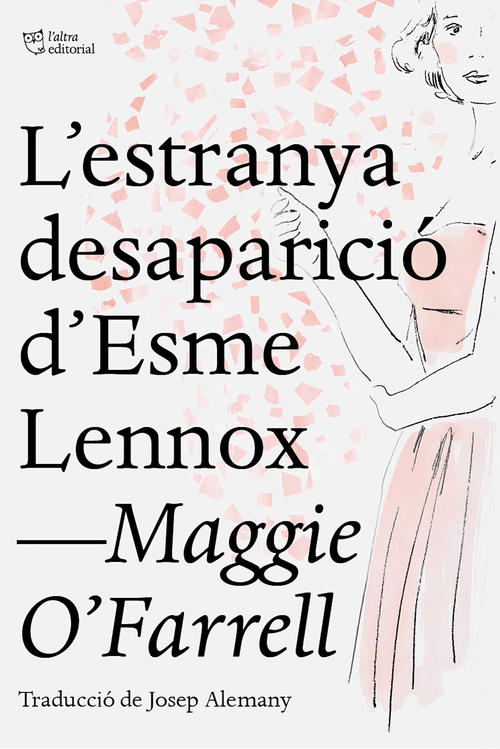 L'estranya desaparició d'Esme Lennox (Catalan Edition)