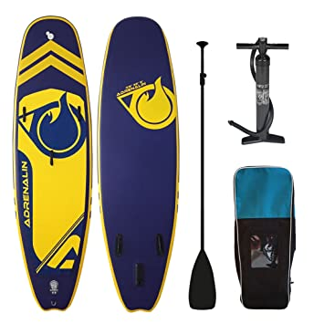 Adrenalin Stand Up Paddle hinchable Player 9 8