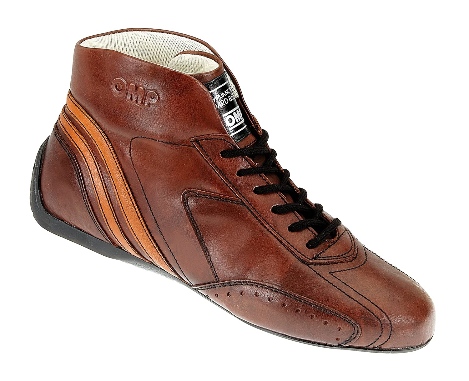 OMP OMPIC//78401545 Carrera Low Botines 45 Talla Marron