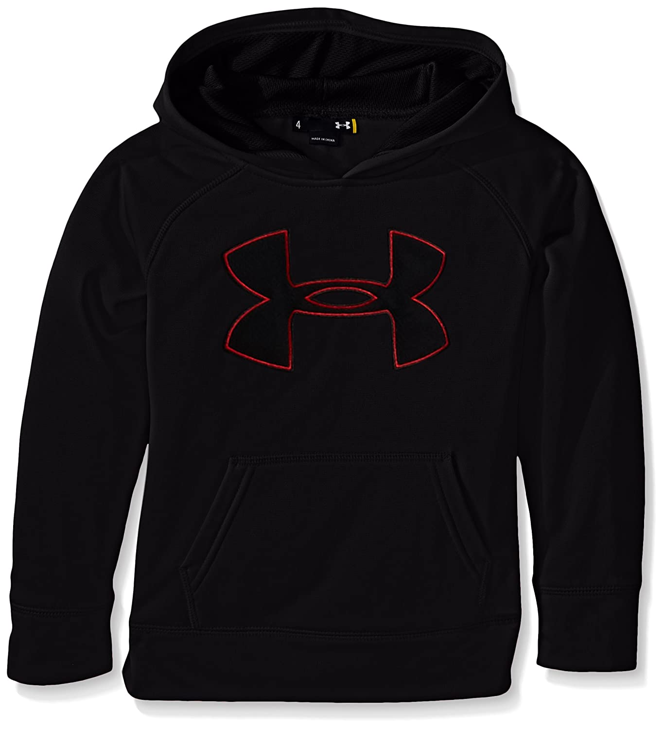 Under Armour Boys' Big Logo Hoodie 4068B