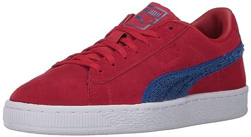 PUMA Suede Classic Terry Kids Sneaker