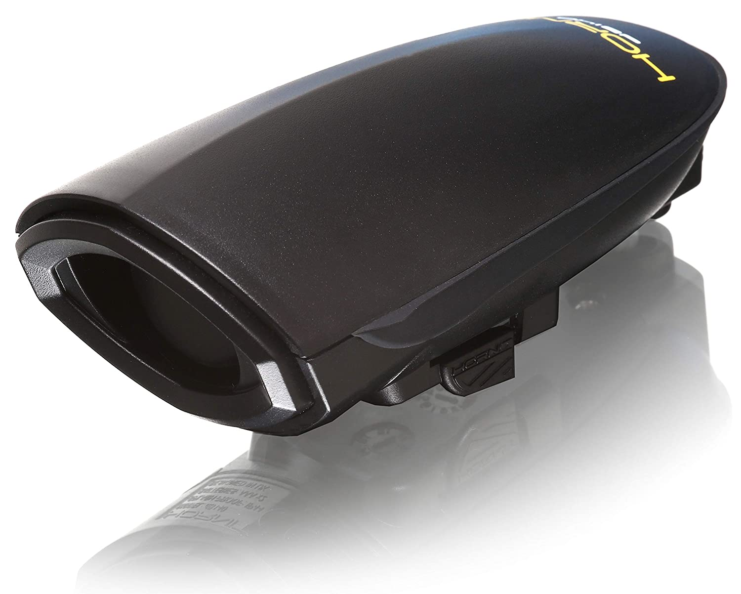 Hornit dB140 Cycle Horn with Remote Trigger Black